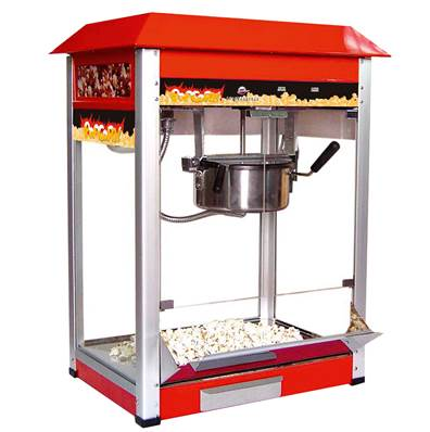 LOCATION MACHINE A POP CORN