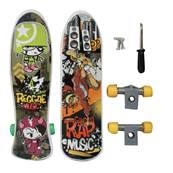 SET 2 MINI SKATEBOARD A MONTER