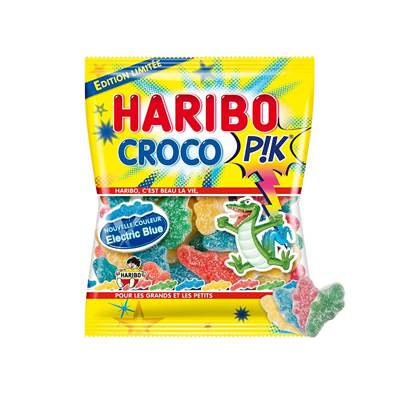 30 MINI SACHETS CROCO PIK