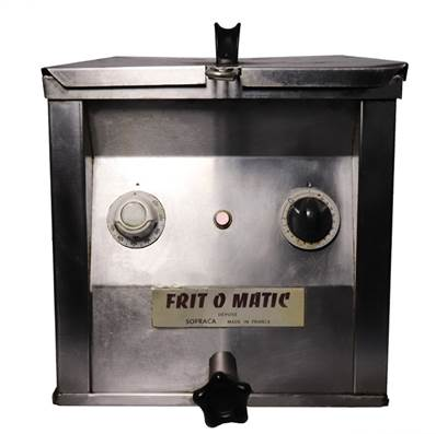 LOCATION FRITEUSE 1 bac 10 litres