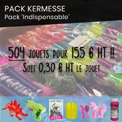 PACK INDISPENSABLE